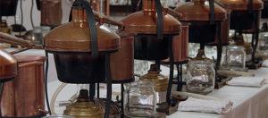 Distilling spirits at home - stills, books, know-how